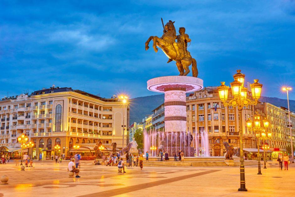 Makedonya'da Hayat